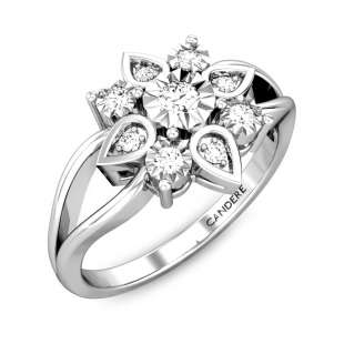 Northstar Miracle Plate Diamond Ring