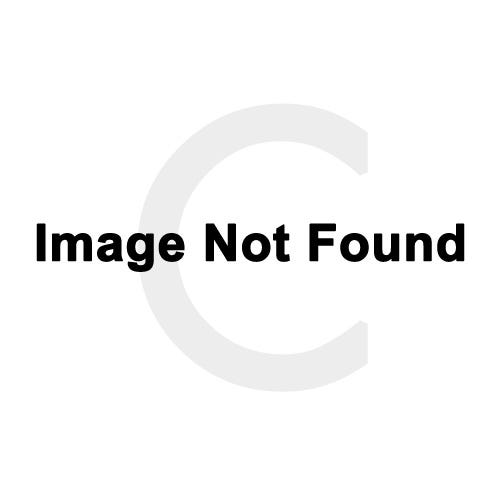 Heart Valley Solitaire Diamond Engagement Ring
